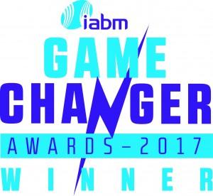 IABM Winner Logo